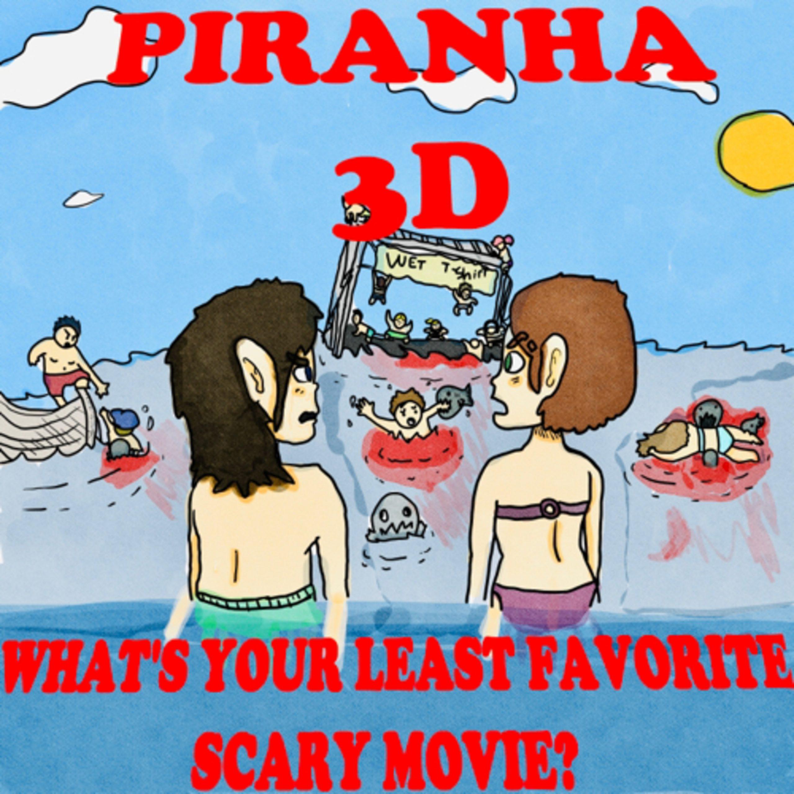 #13: Piranha 3D (2010)