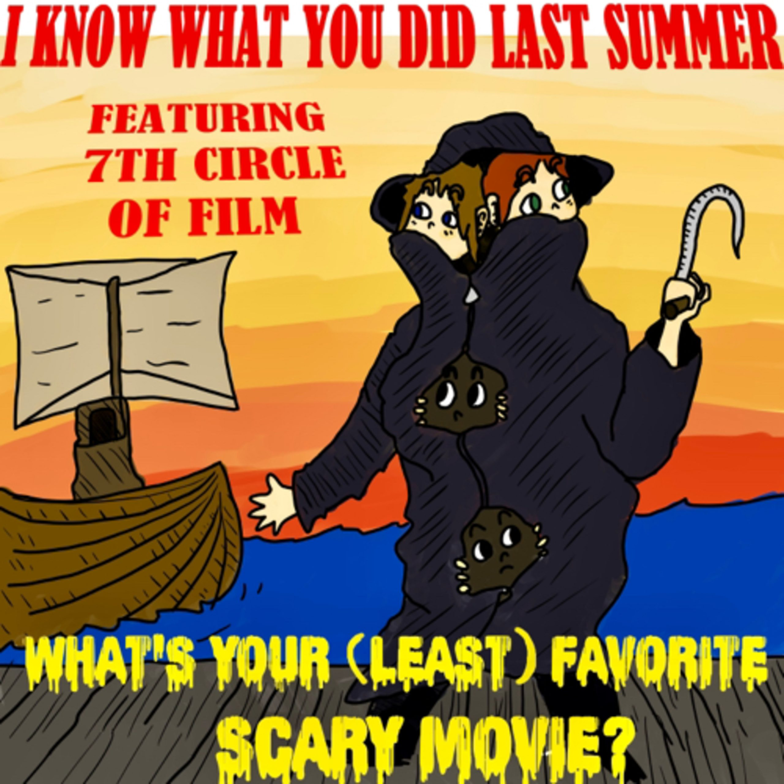 #14: I Know What You Did Last Summer (1997) – with 7th Circle of Film