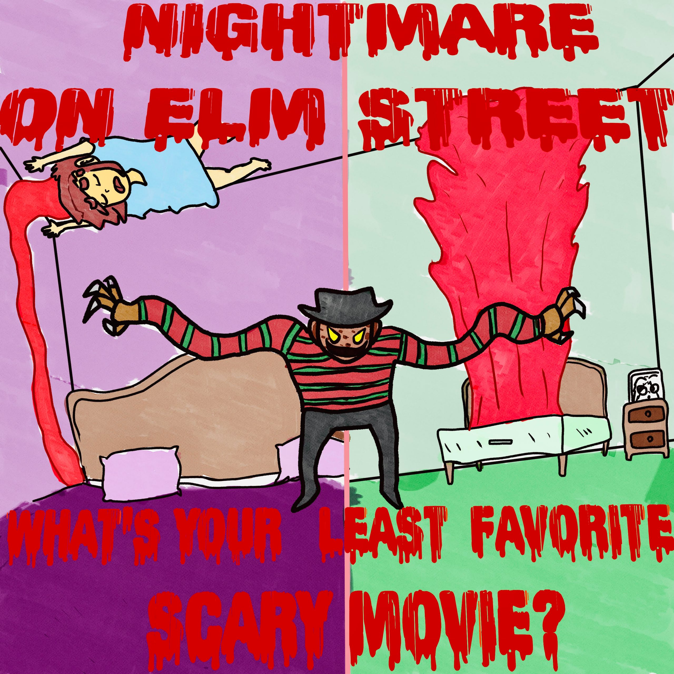 Patreon Preview: A Nightmare on Elm Street (1984)
