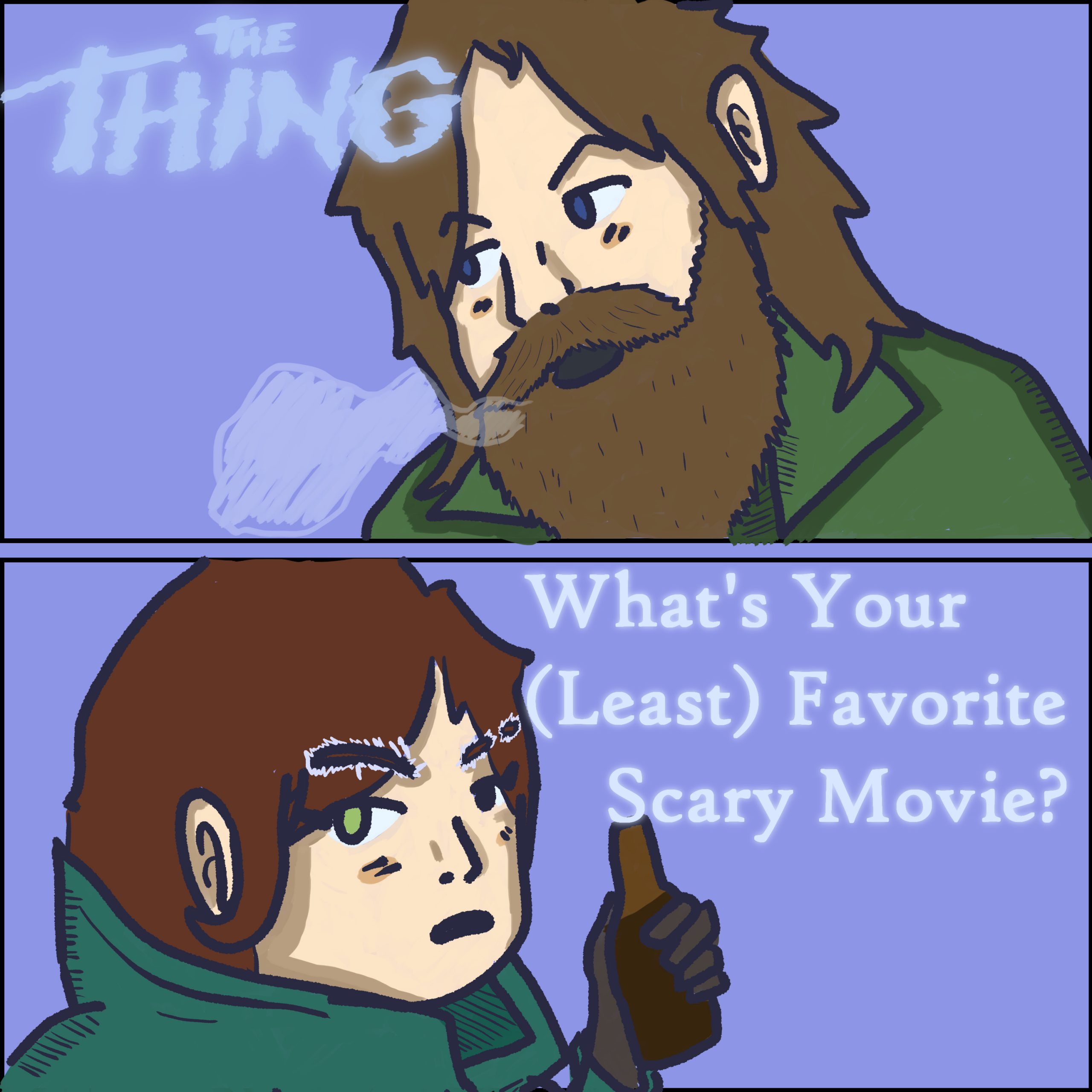 #22: The Thing (1982)