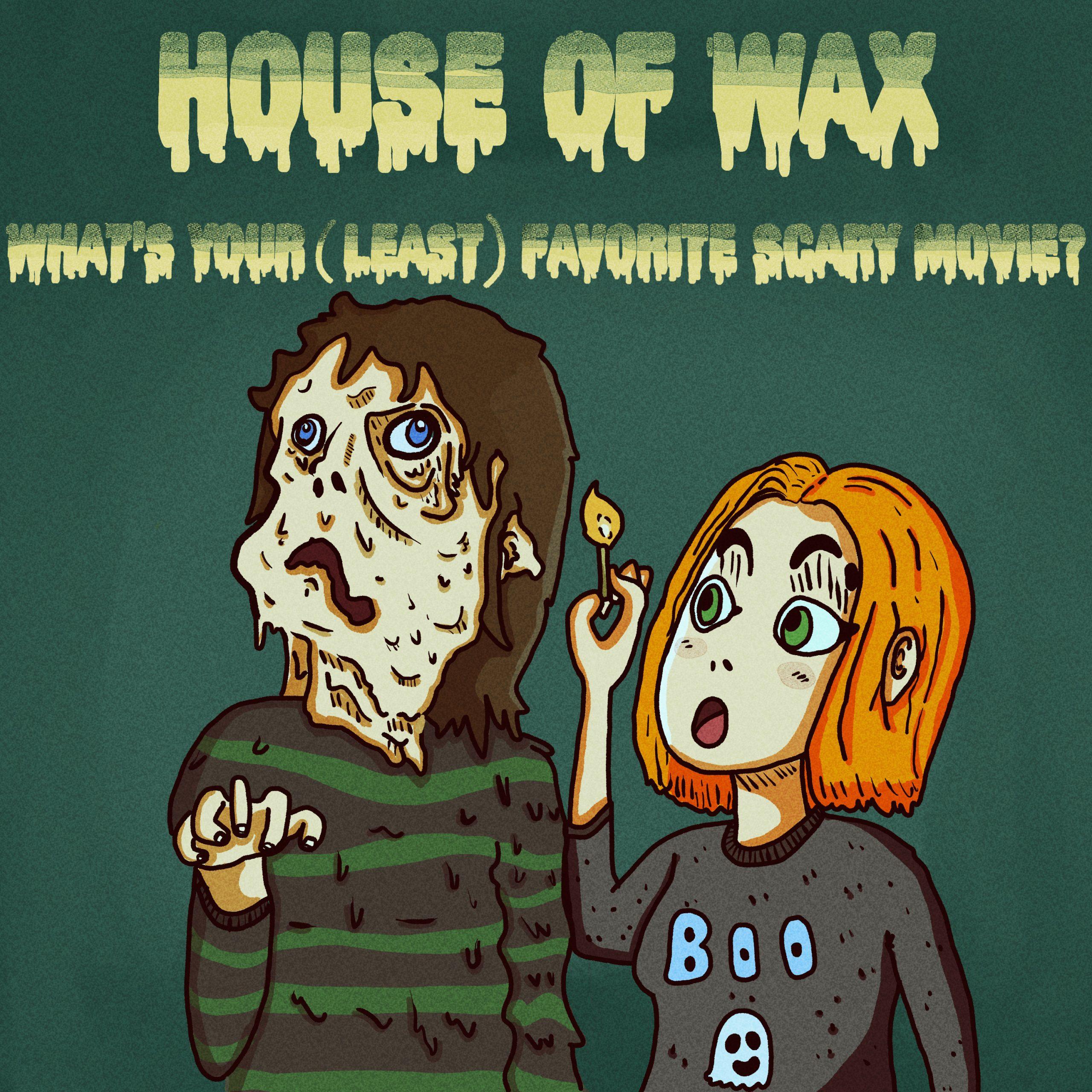 #40: House of Wax (2005)